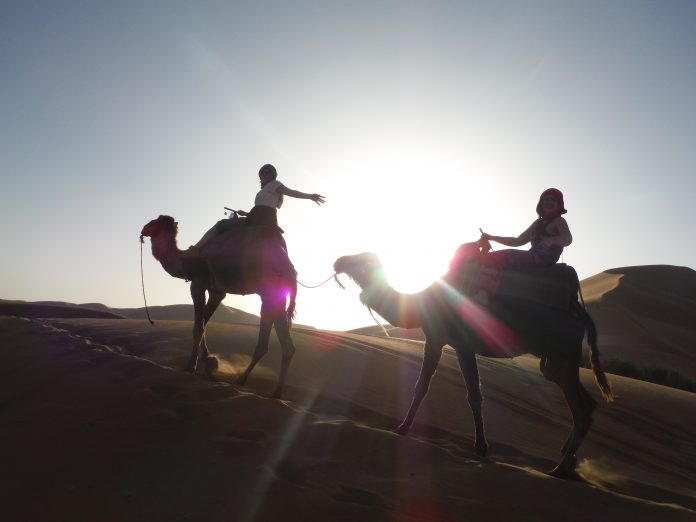 Morocco - Incredible Beauty in the Sahara Desert