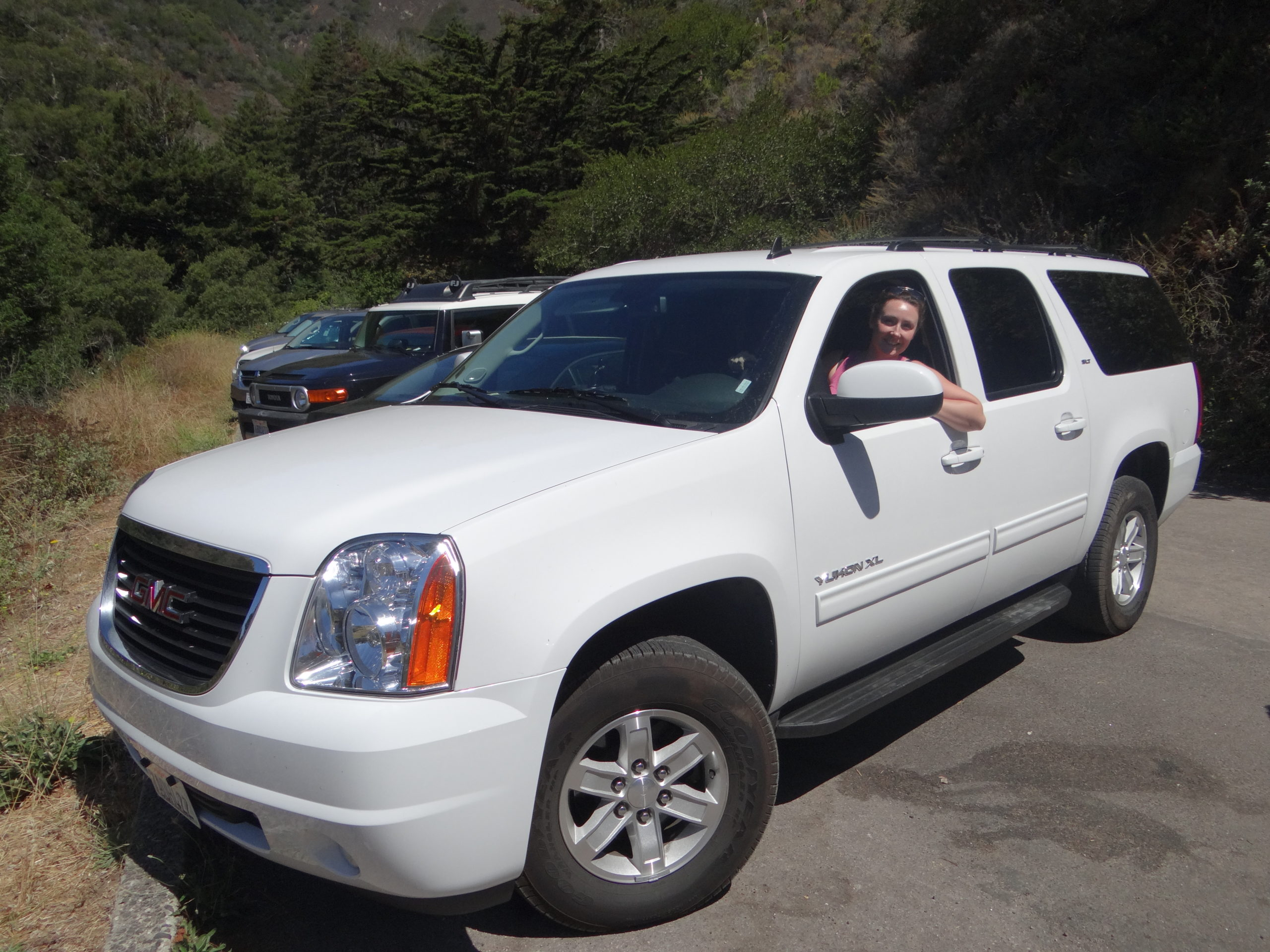 Yukon Car Hire