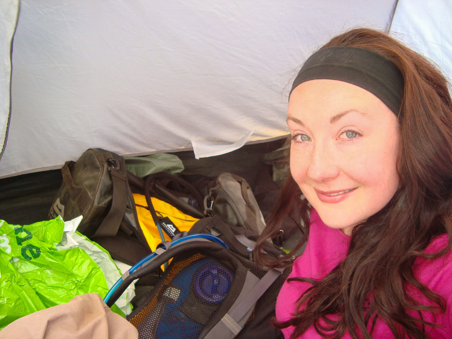 Climbing Kilimanjaro - peripheral edema