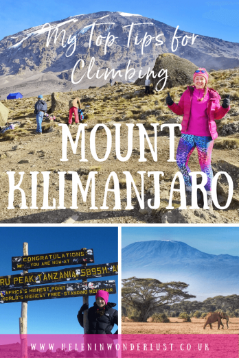 My Top Tips for Climbing Kilimanjaro - Everything You Need to Know