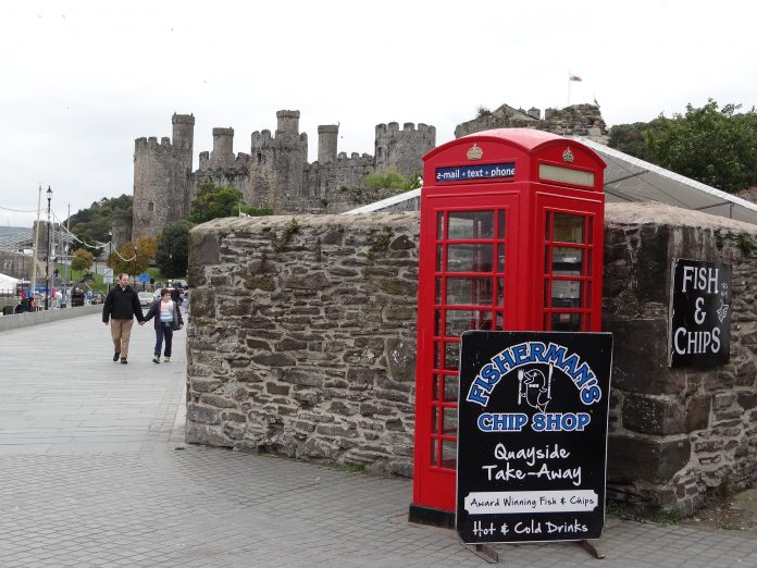 Conwy North Wale