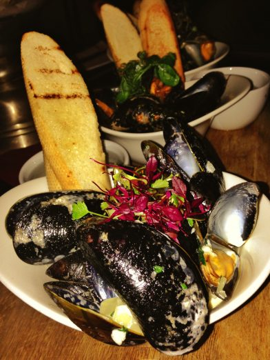 Menai Mussels Conwy