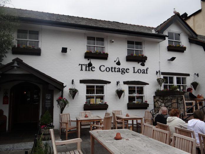 The Cottage Loaf Llandudno