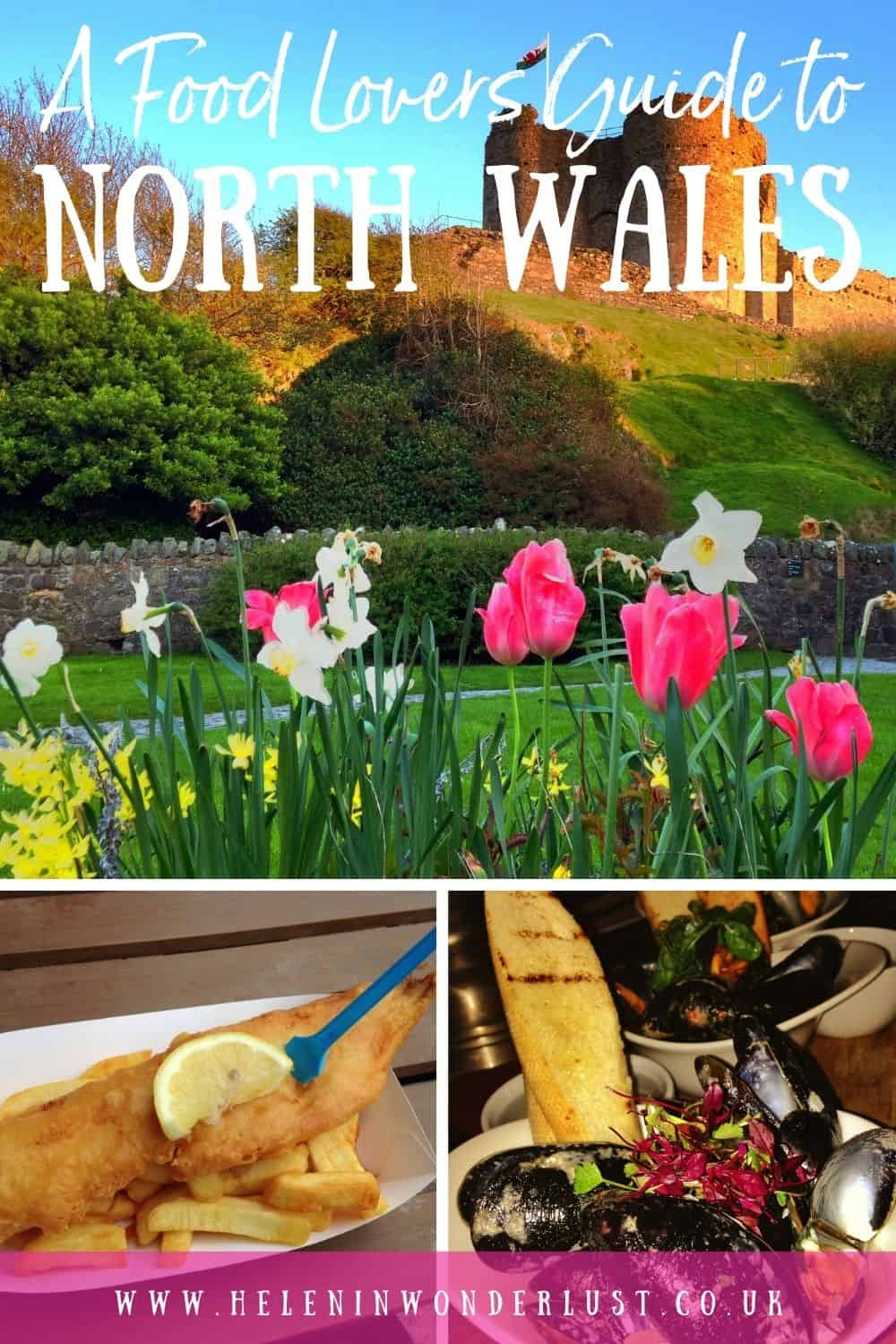The Food Lovers Guide to North Wales