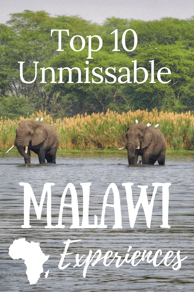 Must Do Malawi Experiences