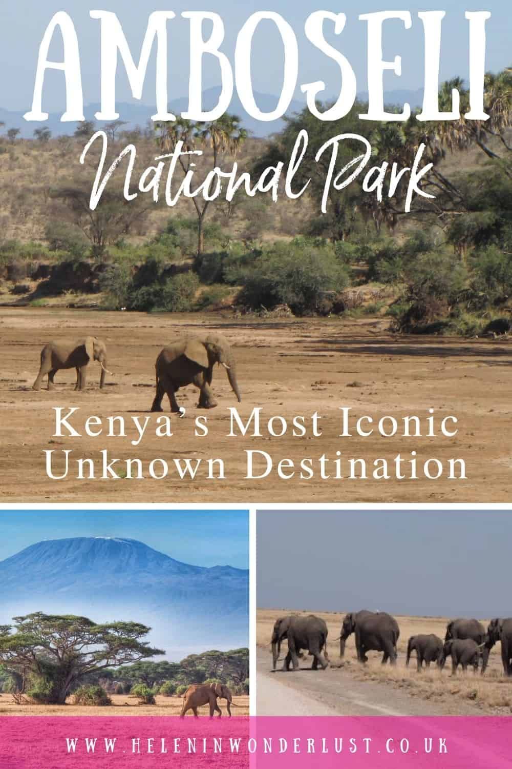 A Guide to Amboseli National Park - Kenya's Most Iconic Unknown Safari Destination
