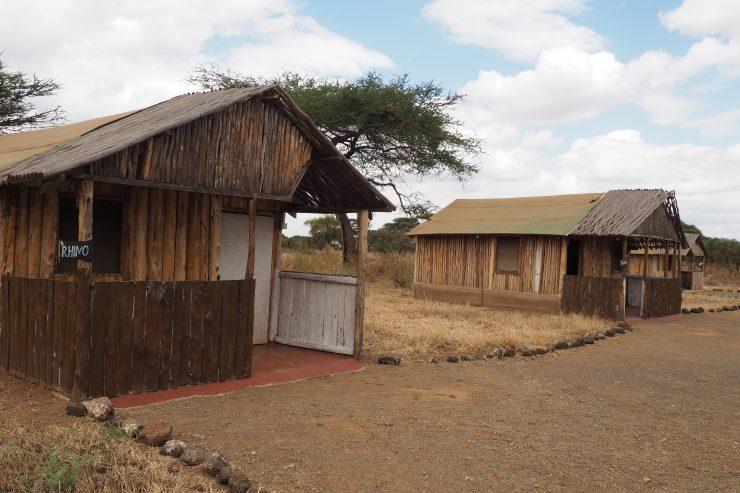 Kimana Tented Camp, Amboseli National Park, Kenya.