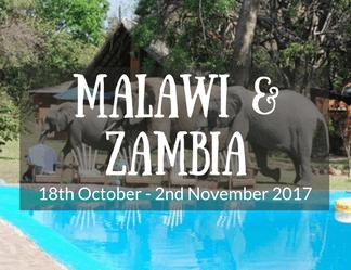 Malawi & Zambia Small Group Adventure Tour