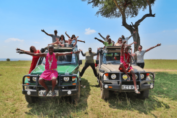 Kenya Group Tour - Rock My Adventure Tours