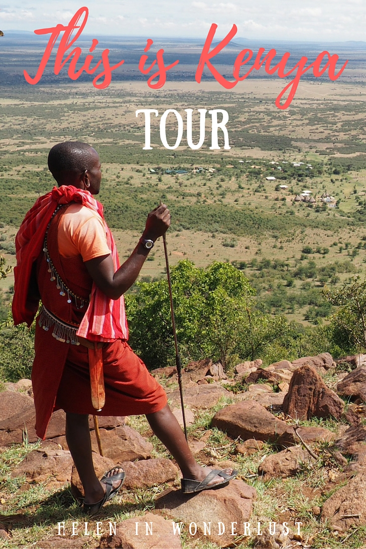 This is Kenya Tour - Solo Traveler Backpacking Tour