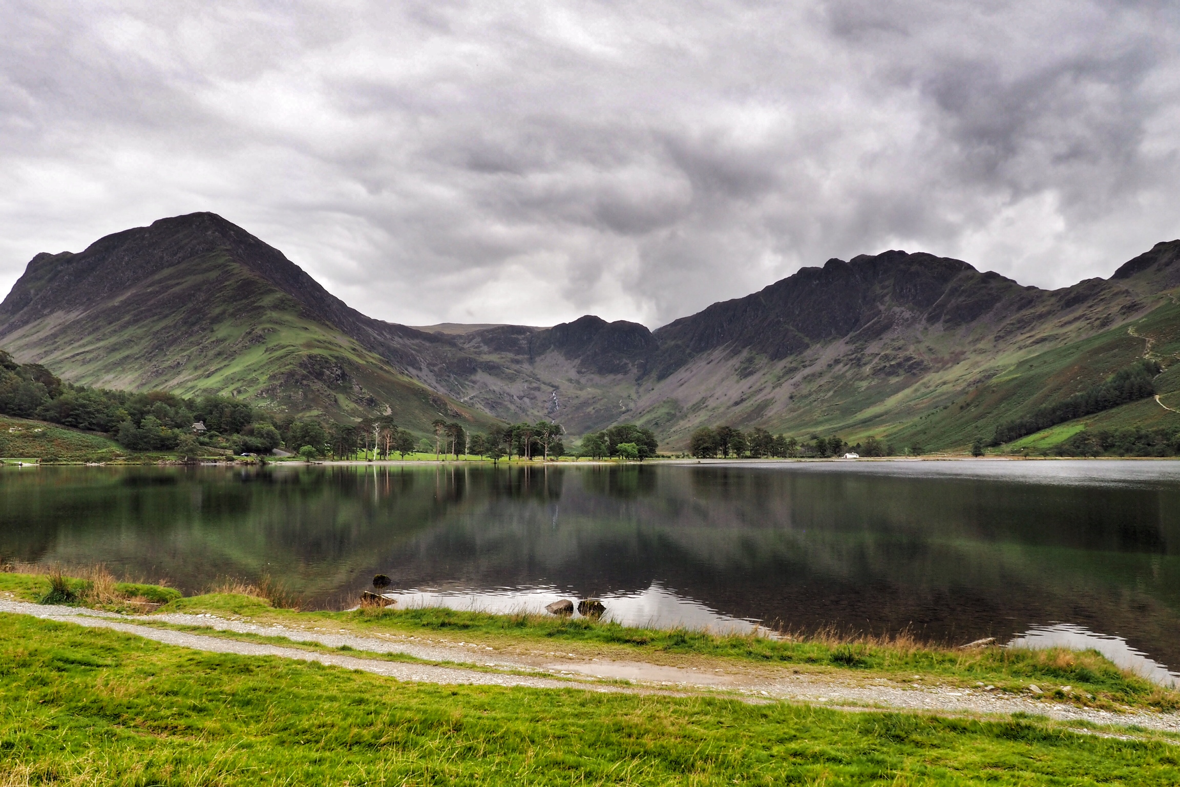 Haystacks, Buttermere - The Lake District