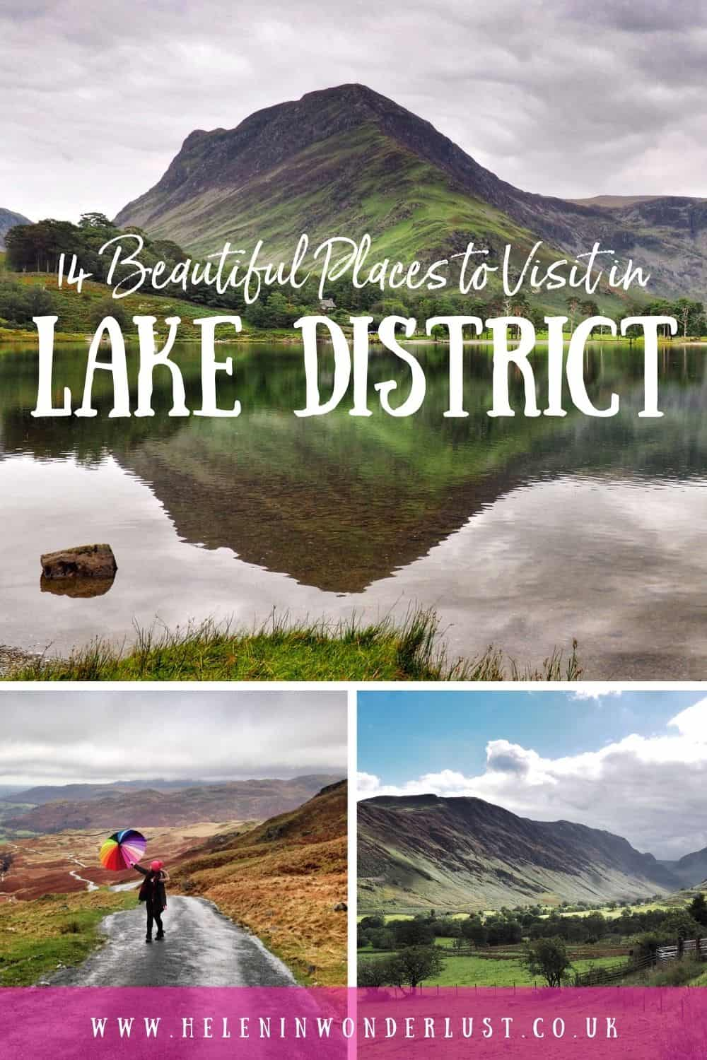 14 Beautiful Places to Visit in the Lake District