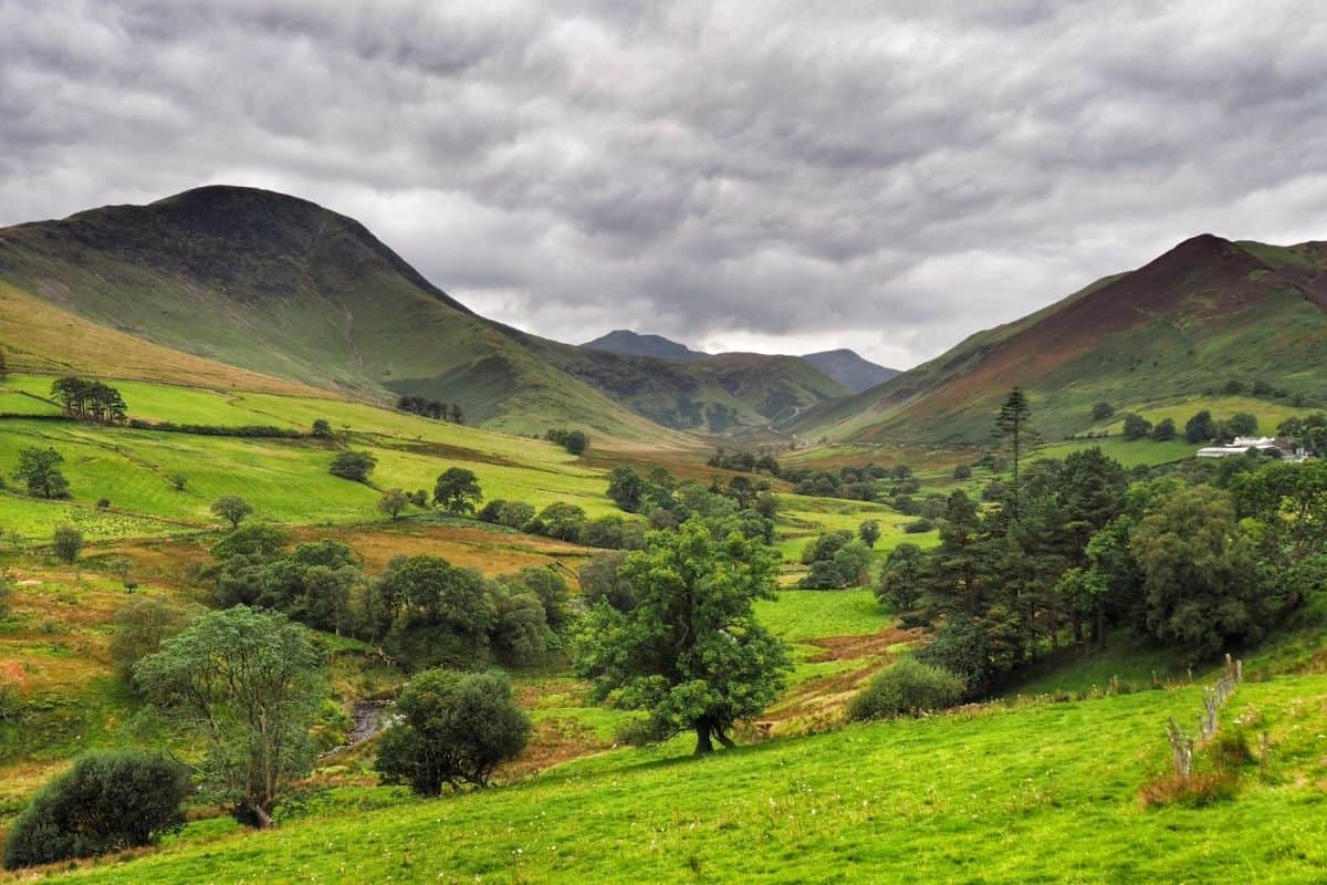 Lake District, UK Road Trip