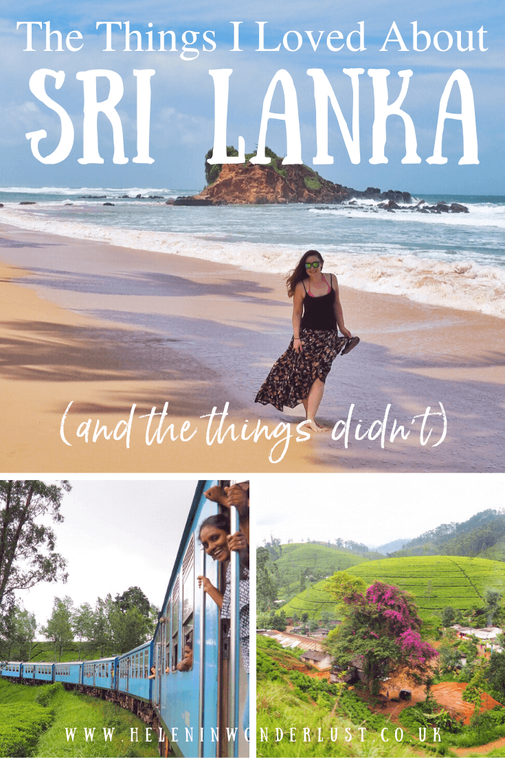 Things I loved about Sri Lanka (and the things I didn't)