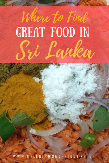 Where to Find Great Food in Sri Lanka