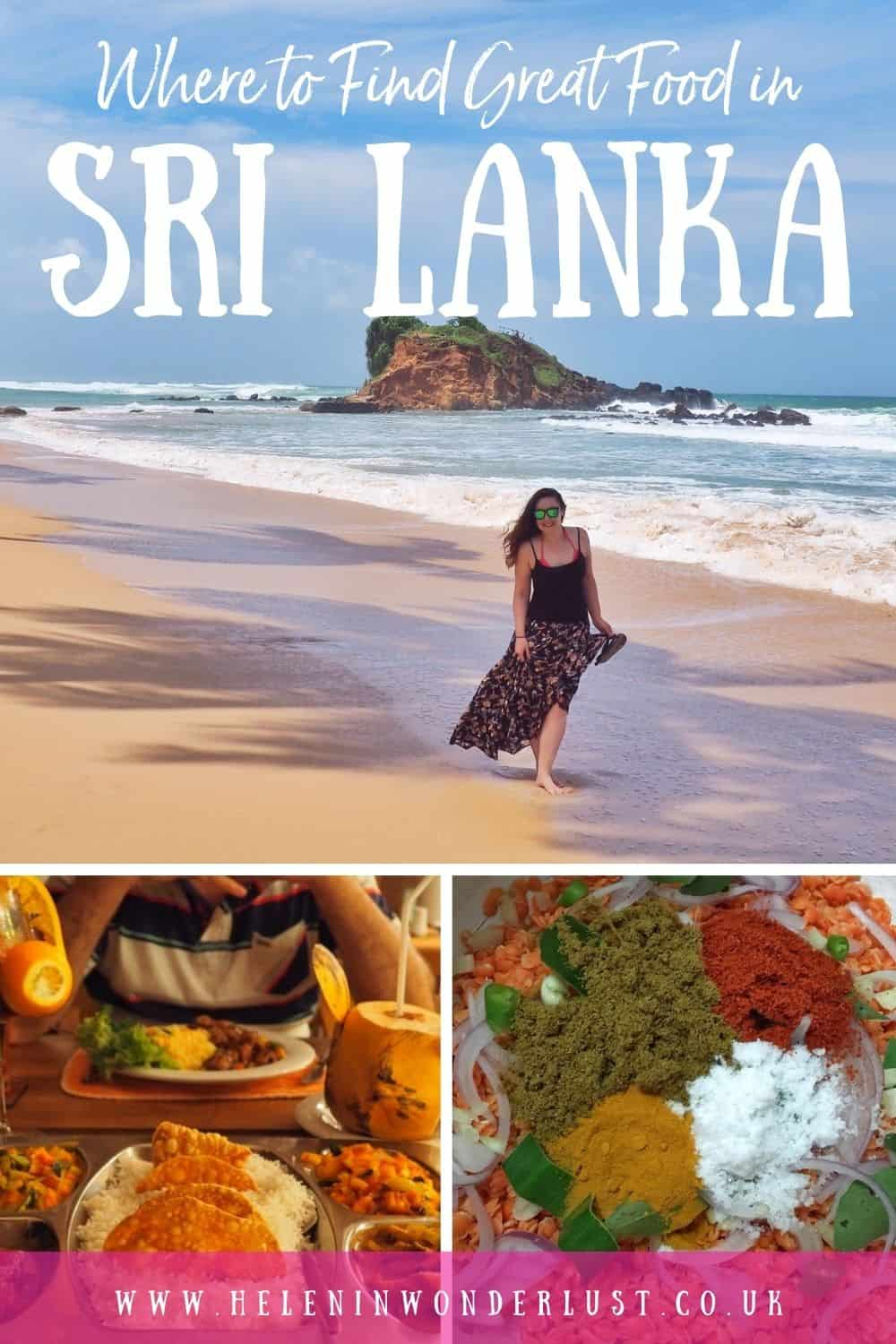 Where to Find Great Food in Sri Lank