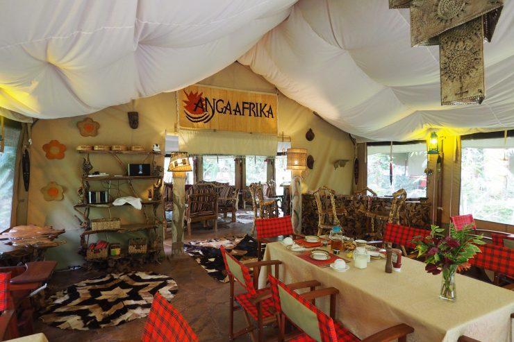 Anga Afrika Nairobi