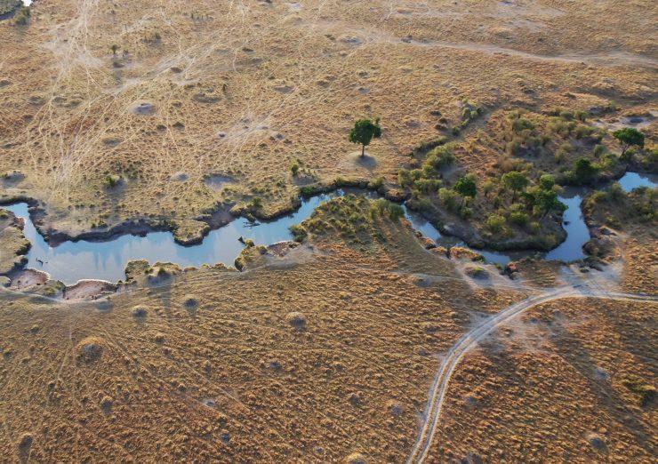 Mara River in the Masai Mara