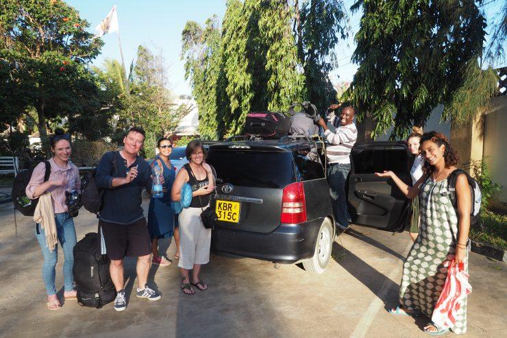 Mombasa to Kilifi