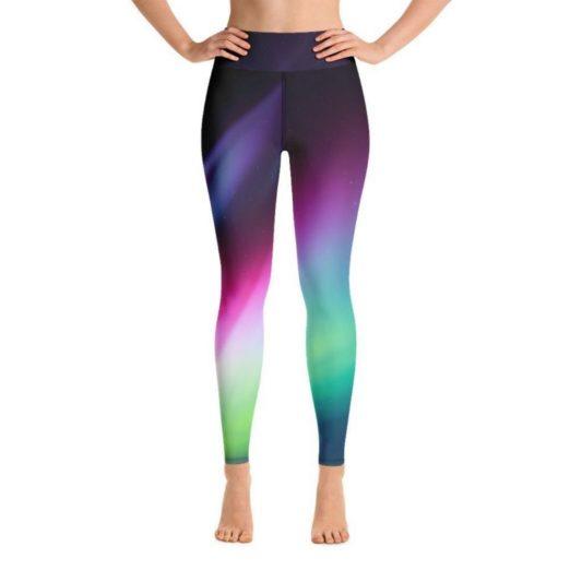 Aurora Northern Lights Leggings