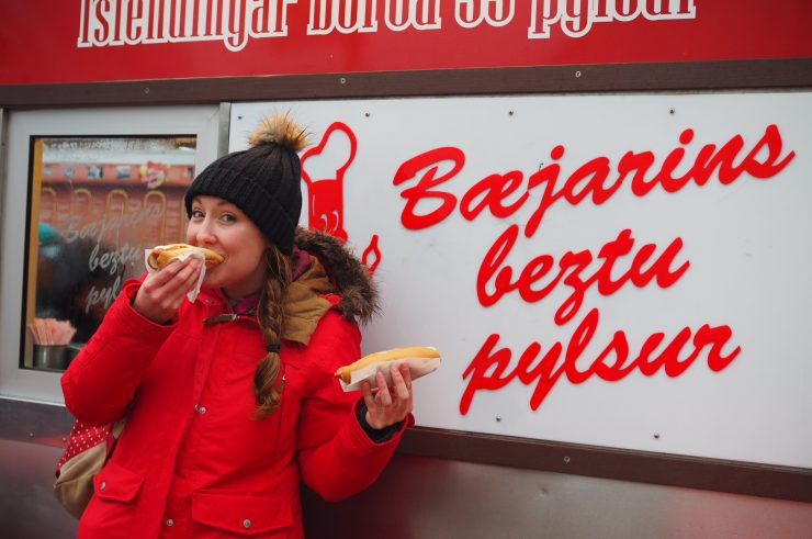 Baejarins Betzu Pylsur - Iceland's Most Famous Hot Dog Stand