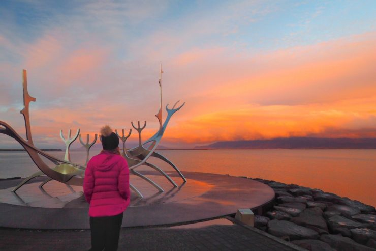 Reykyavik Sculpture Iceland