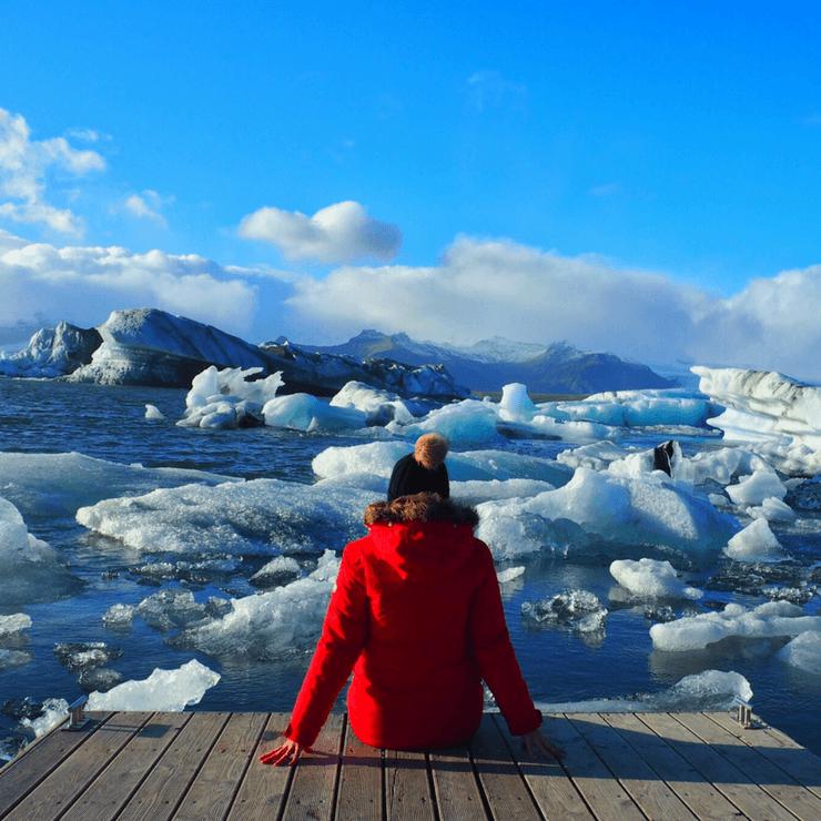Jökulsárlón - Glacier Lagoon in Iceland