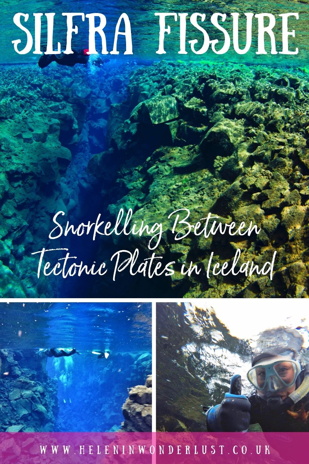 The Silfra Fissure – Snorkelling Between Tectonic Plates in Iceland