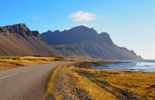 Iceland Road Trip Itinerary
