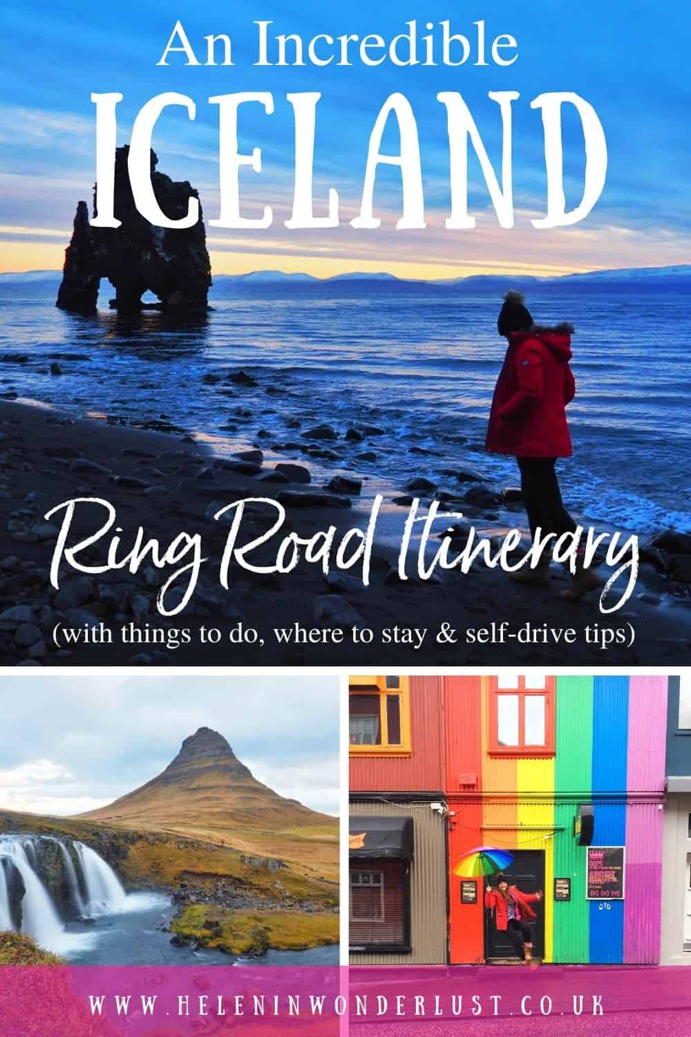 An Epic Iceland Road Trip Itinerary (with things to do & self-drive tips)