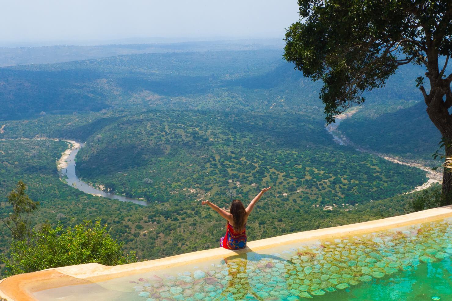 Shimba Hills, Kenya - Helen in Wonderlust