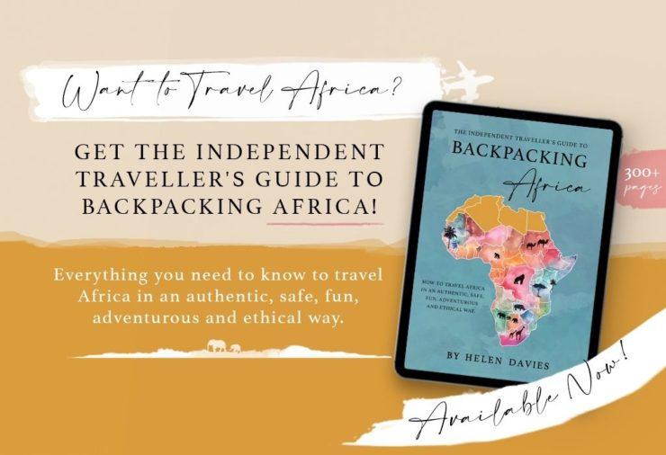 Backpacking Africa E-Book