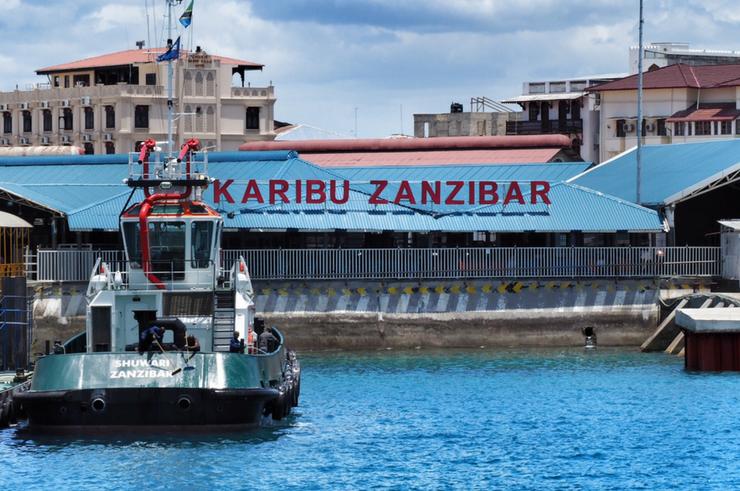 Karibu Zanzibar Ferry Port