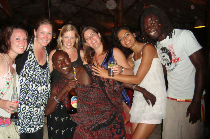 Kendwa Rocks Full Moon Party