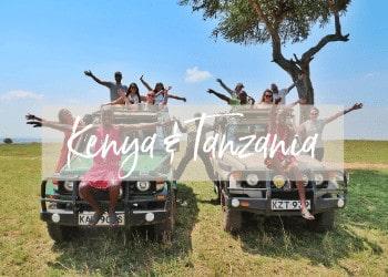Kenya & Tanzania Tours