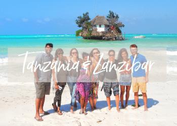 Tanzania & Zanzibar Tours