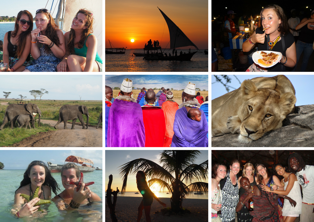 Tanzania and Zanzibar Small Group Backpacking Safari Tour