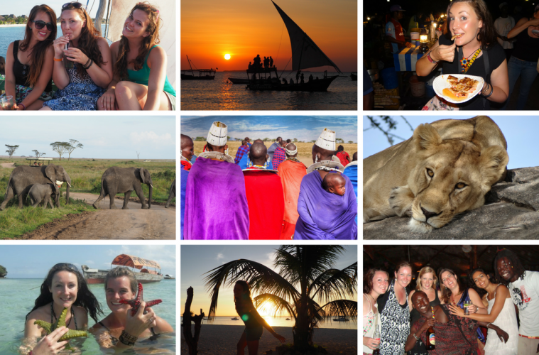 Tanzania and Zanzibar Small Group Backpacking Safari Tour