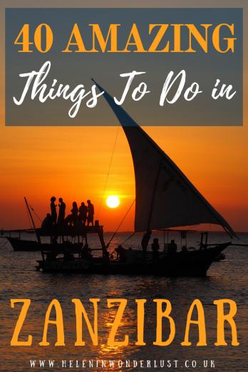 40 Amazing Things To See Amp Do In Zanzibar Helen In