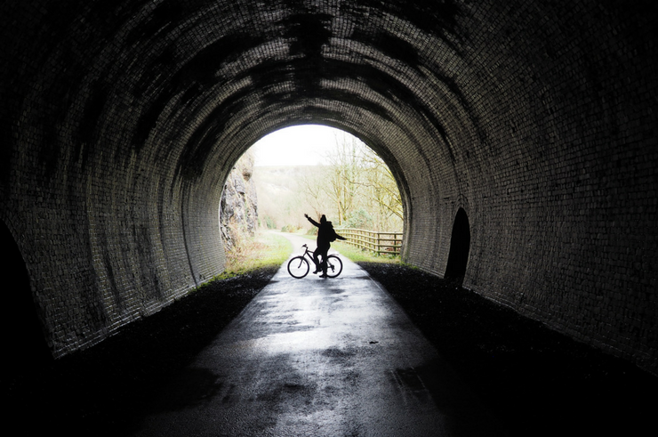The Monsal Trail Tunnels