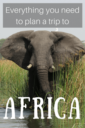 Africa Planning Tips & Resources - A MEGA list of resources to help YOU plan your DREAM to AFRICA!