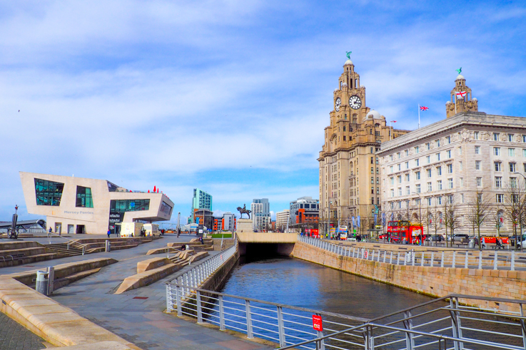 The Pier Head Liverpool