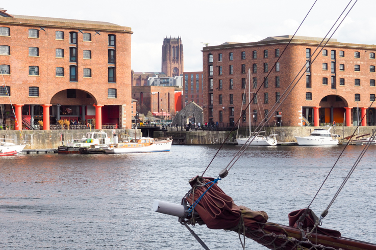 The Albert Dock Liverpool