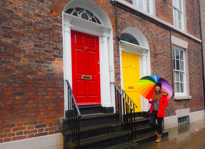 Hope Street Liverpool