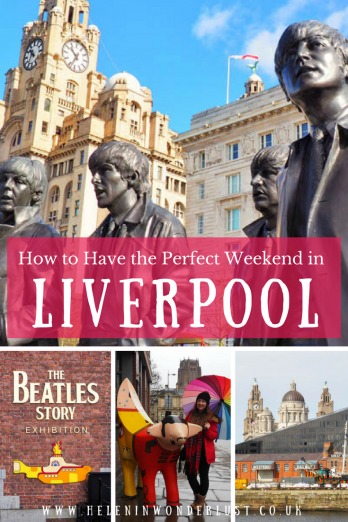 A Wonderful 2-Day Liverpool Itinerary