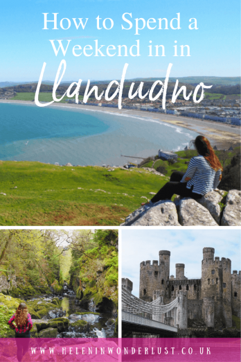 Things To Do in Llandudno - If you're looking for a great place to spend the weekend in the UK, here's a great list of fun and adventurous things to do in Llandudno, North Wales.