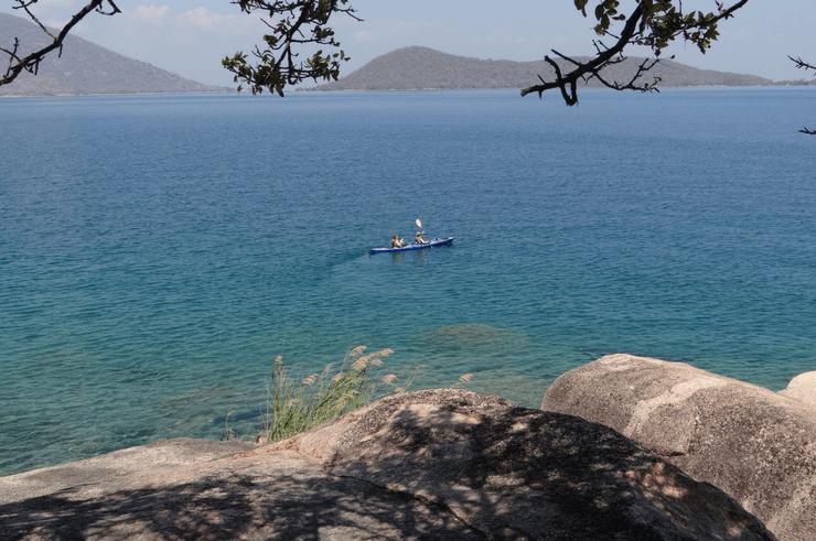 Domwe Island Lake Malawi