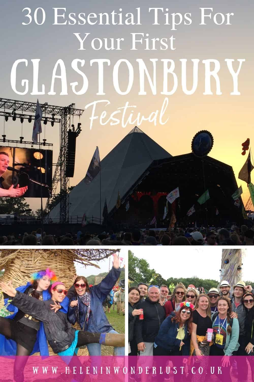 30 Things To Know Before Your First Glastonbury Festival