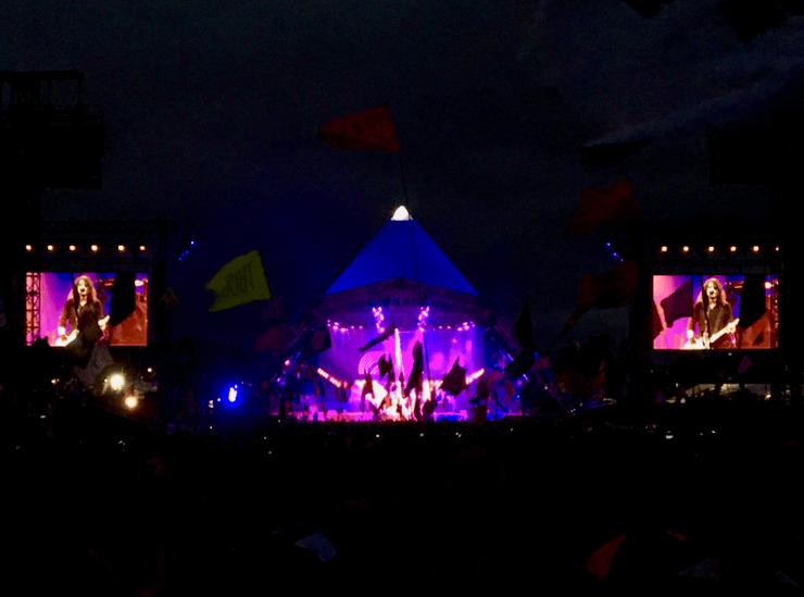 Foo Fighters, Glastonbury 2017