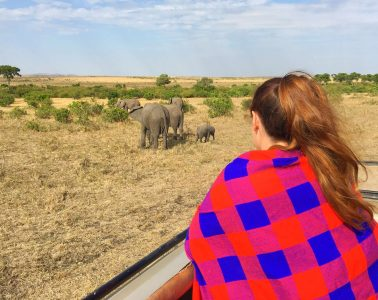 Masai Mara Safari - Helen in Wonderlust